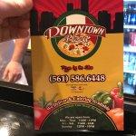 Foto de Downtown Pizza
