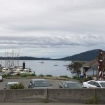View of Osborne bay from Osborne Bay Pub 1534 Joan Avenue, Crofton, British Columbia