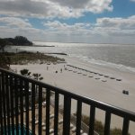 From balcony of #505, Sandy Shores, Madeira Beach, FL