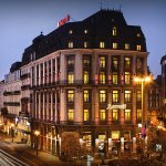 Brussels Marriott Hotel Grand Place Foto