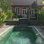 El jardín privado