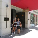 Loved our stay the The Luxe Rodeo Drive!