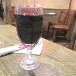 Cabernet Sauvignon Wine, Dyer's Bar-b-Que, Amraillo, Texas