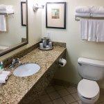 Clean, Spacious Bathroom
