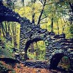 'castle' ruins