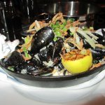Mussels Parma