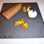 Hazelnut Wave dessert