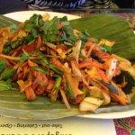 Chicken & Vege stir fry