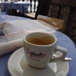 Morning Espresso a la Alfredo