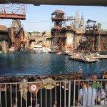 Excellent waterworld show