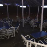 Inside Skylark Cafe Baga Beach