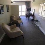 Super Hotel mit modernen Zimmern und im ganzen Haus renovierten Badezimmern! Toller Weitblick!