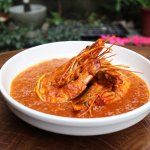 Parsi Style Shrimp Curry 帕西族的鮮蝦咖哩