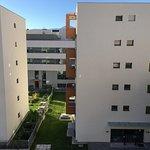 3-Raum-Suite Prestige Ausblick Innenhof