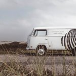 Strandmuschel-Bulli