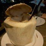 Fresh coconuts! Yesssssss