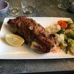 Cordon bleu de veau au munster, un délice!