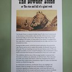 The Bowder Stone Exhibition