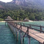 Bagus Place Private Jetty