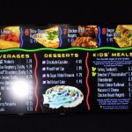 more of menu