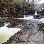Sgwd Isaf Clun-gwyn, 4 Falls Walk