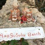 Foto de Aragusuku Beach