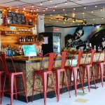 Bread Head Bistro offers craft cocktails, ice cold beer, and wine