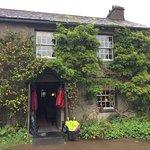 Hill Top House - front door