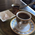 Superb Turkish coffee