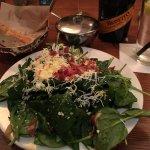 Biaggi's Spinach Salad