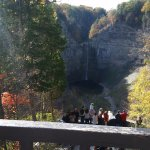 Overlook at Taughannock Visitor Center