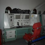 Minuteman B Systems Launch Control Console - Grand Forks AFB