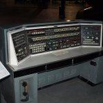 Titan missile control panel