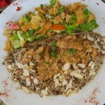 Chicken Chawarma