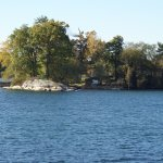 Some on the views on Lawrence river (Thousand Islands)