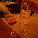 Morrocan wine...very nice