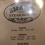Photo of Shaw's Famous Steak House