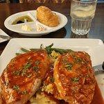 Pork Loin dinner special