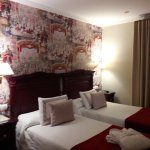 Photo de Hotel Adriano Sevilla