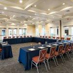 U-Shape Conference Room Set-Up