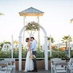 Sun Deck Wedding Ceremony