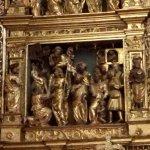 San Miguel: retablo