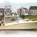 The  sportfisherman Maverick