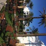 Hotel Salambo Hammamet. Foto