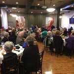 RSVP annual Volunteer Appreciation Lunch at Ti Amo.