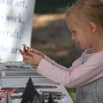 Community outreach: Pink Palace Crafts Fair