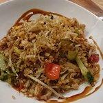 Chinesischer gebratener Reis