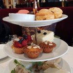 Afternoon Tea for two at Bacchus
