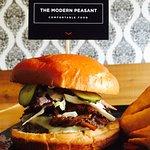 The Modern Peasant照片