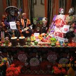 Ofrenda Day of the Dead October 2017